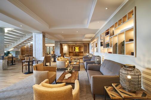 Suite Hotel Eden Mar - Funchal - Baari