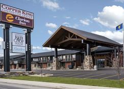 Copper King Convention Center Ascend Hotel Collection - Butte - Edifício