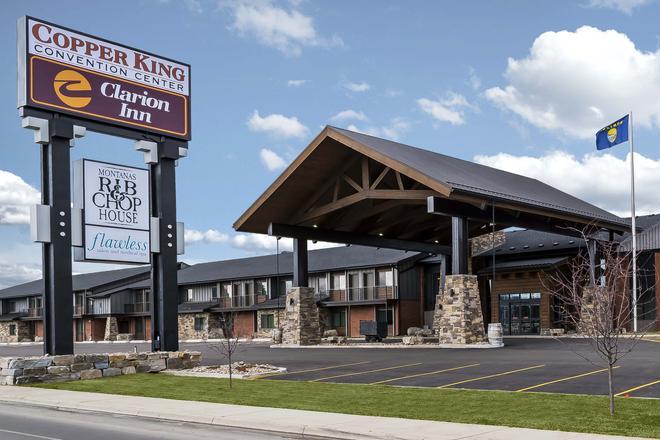 Copper King Convention Center Ascend Hotel Collection - Butte - Rakennus