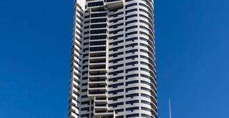肯特街美利通公寓式酒店 - 雪梨 - 建築