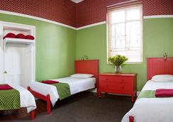 背包客旅館 - 青年旅舍 - 開普敦 - 開普敦 - 臥室