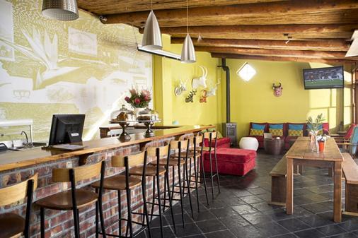 背包客旅館 - 青年旅舍 - 開普敦 - 開普敦 - 餐廳