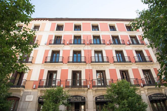 Petit Palace Arenal - Madrid - Building