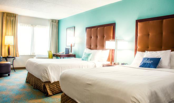 聖瑪莉旅館 - 南本德 - 臥室