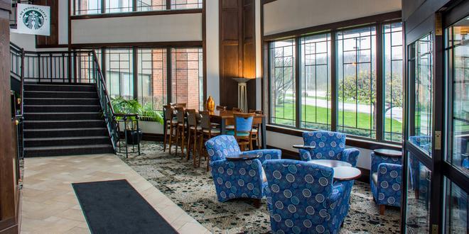 聖瑪莉旅館 - 南本德 - 休閒室