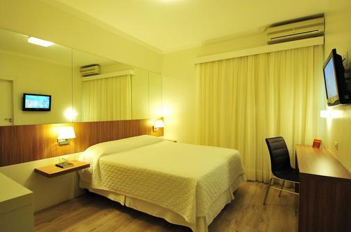 Hotel Glória - Blumenau - Phòng ngủ