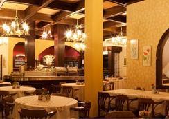 Hotel Glória - Blumenau - Nhà hàng