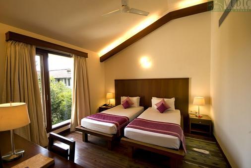最佳西方韋達村度假村 - 加爾各答 - 加爾各答 - 臥室