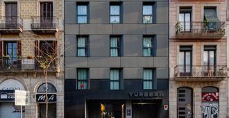 Yurbban Trafalgar Hotel - Barcelona - Building