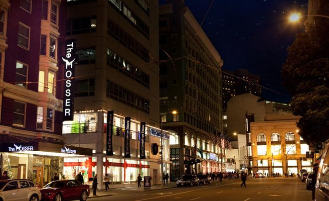 The Mosser Hotel - Сан-Франциско - Здание