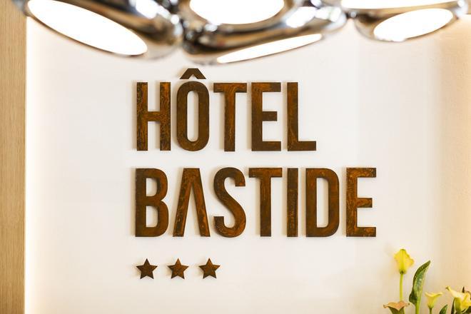 Hotel Bastide - Onet-le-Château - Recepción