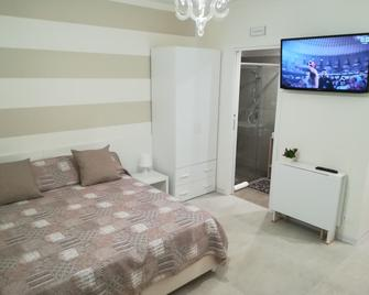 Luxury Guest House Via Marina - Reggio Calabria - Bedroom