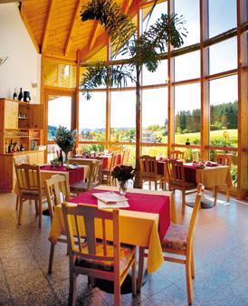 Berghotel Schiller - Schonach im Schwarzwald - Restaurant