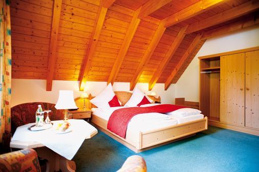 Berghotel Schiller - Schonach im Schwarzwald - Bedroom