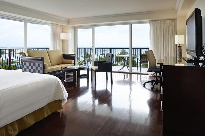 阿魯巴島萬豪度假酒店及斯特拉瑞斯賭場 - 努德 - 棕櫚灘 - 臥室