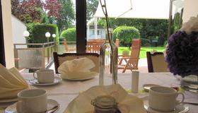 Hotel Haus am Zoo - Düsseldorf - Dining room