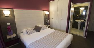 Hotel Akena Le Prado - טולוז - חדר שינה