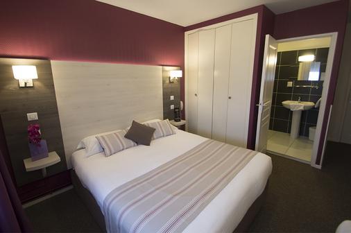 Hotel Akena Le Prado - Toulouse - Bedroom