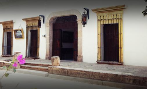 Hotel Torres del Fuerte - El Fuerte - Building