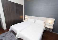 Hotel Cismigiu - Bukarest - Makuuhuone