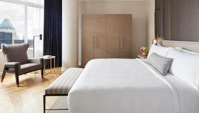 Conrad New York Midtown - New York - Schlafzimmer