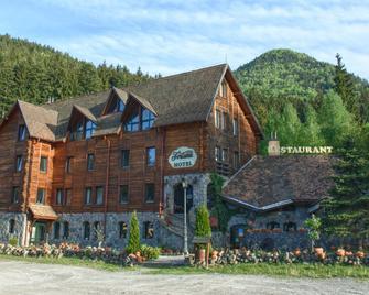 Fortuna Eco - Boutique Hotel - Baile Tusnad - Building