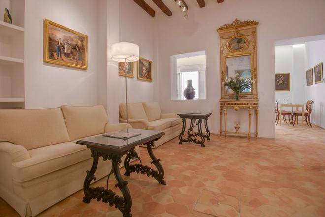 Ah Art Hotel Palma - Mallorca - Olohuone