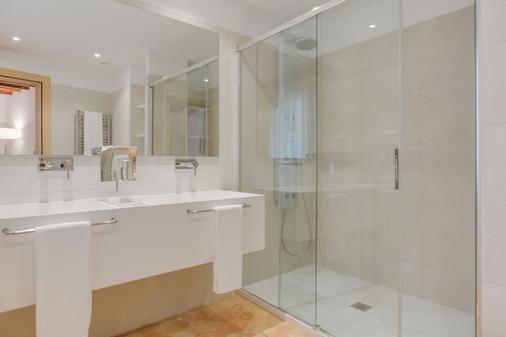 Art Hotel Palma - Thành phố Palma de Mallorca - Phòng tắm