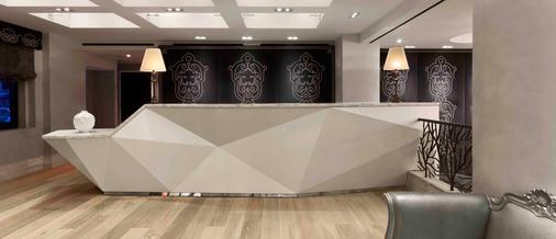 The Tuscany - A St Giles Signature Hotel - New York - Front desk