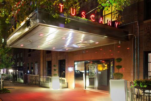 ザ トスカニー - セント ジャイルズ シグネチャー ホテル - ニューヨーク - 建物