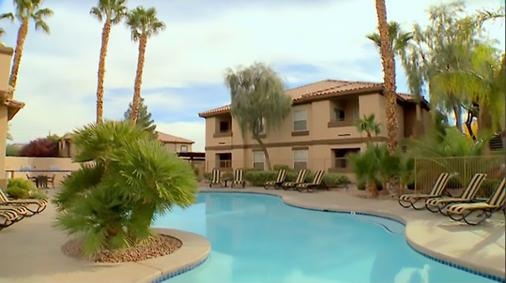 Desert Paradise Resort by Diamond Resorts - Las Vegas - Bể bơi