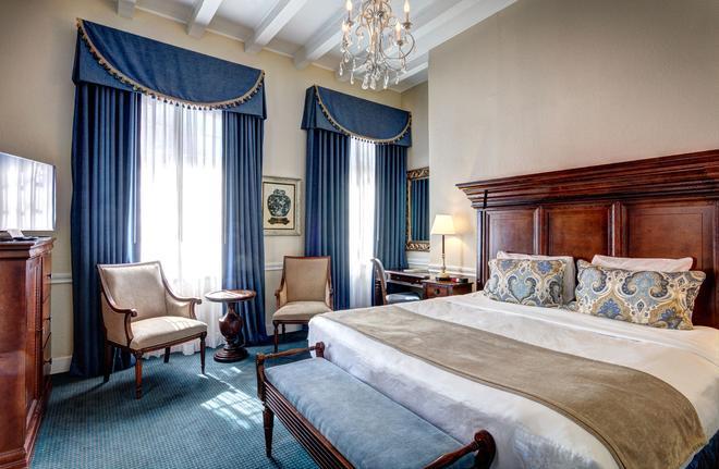 聖皮爾酒店 - 新奥爾良 - 紐奧良 - 臥室