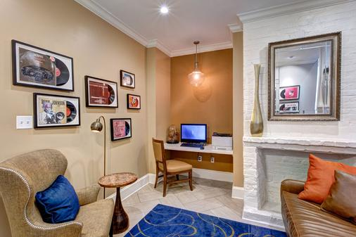 Hotel St. Pierre, A French Quarter Inns Hotel - New Orleans - Lounge