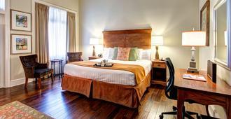 โรงแรมเซนต์เจมส์ - นิวออร์ลีนส์ - ห้องนอน