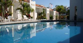 Hotel Canarios - Cuernavaca - Pool