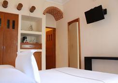 金絲雀酒店 - 庫埃納瓦卡 - 庫埃納瓦卡 - 臥室