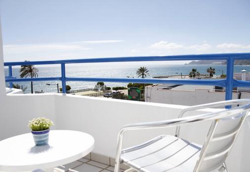 Hotel Virgen del Mar - Mojacar - Parveke