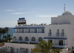 Hotel Virgen del Mar - Mojacar - Building