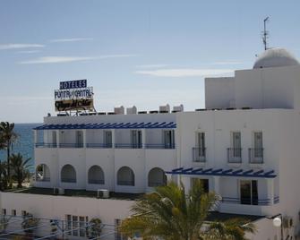Hotel Virgen del Mar - Mojacar - Gebouw