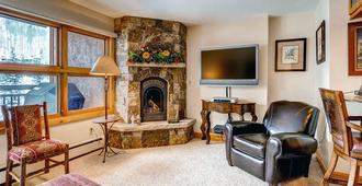 Lion Square Lodge - Vail - Sala de estar