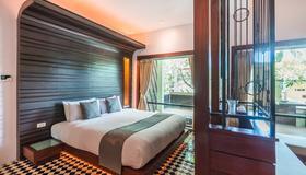 Cocohut Beach Resort & Spa - Koh Phangan - Makuuhuone