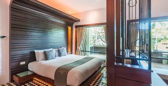 Cocohut Beach Resort & Spa - Ko Pha Ngan - חדר שינה
