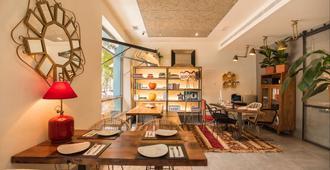 The Corner House - Seville - Lobby