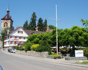 Hotel Rotes Kreuz - Arbon - Building
