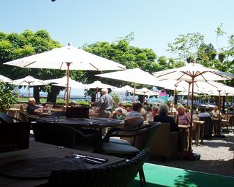 Hotel Rotes Kreuz - Arbon - Ресторан