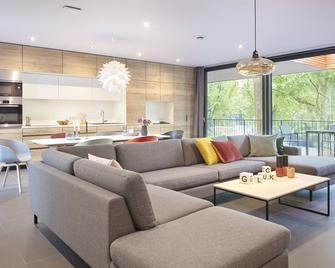 Glück in Sicht - Glücksburg - Living room