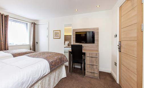 Hotel Shepherds Bush London - Lontoo - Makuuhuone