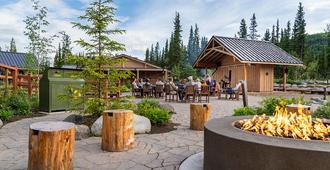 Mckinley Chalet Resort - McKinley Park - Patio