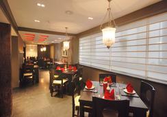 Hotel Metropole - Καλκούτα - Εστιατόριο
