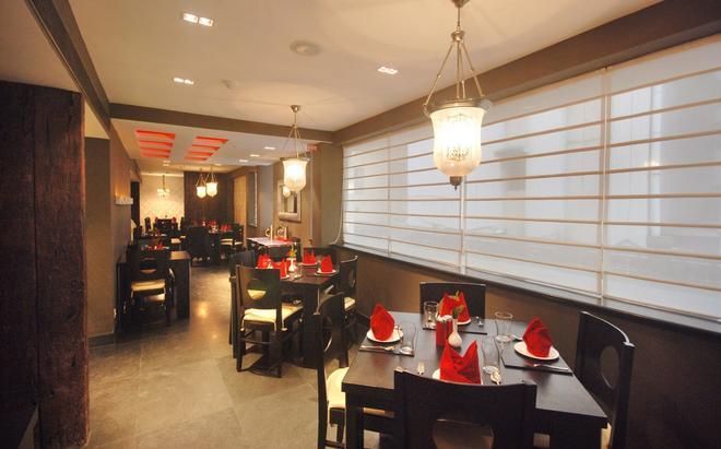京華酒店 - 加爾各答 - 加爾各答 - 餐廳